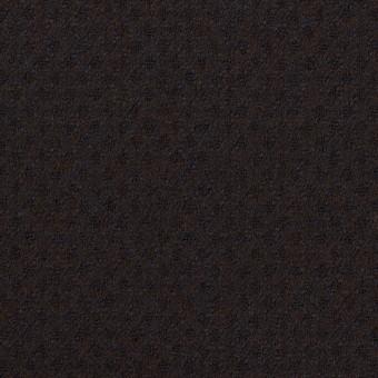 ウール×ダイヤ(ビターチョコレート)×ジャガード